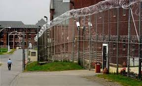 Prison With Fence