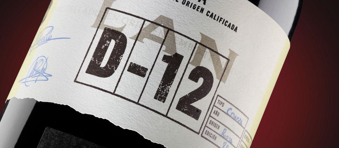 LAN D-12: 10.ª edición del depósito número 12
