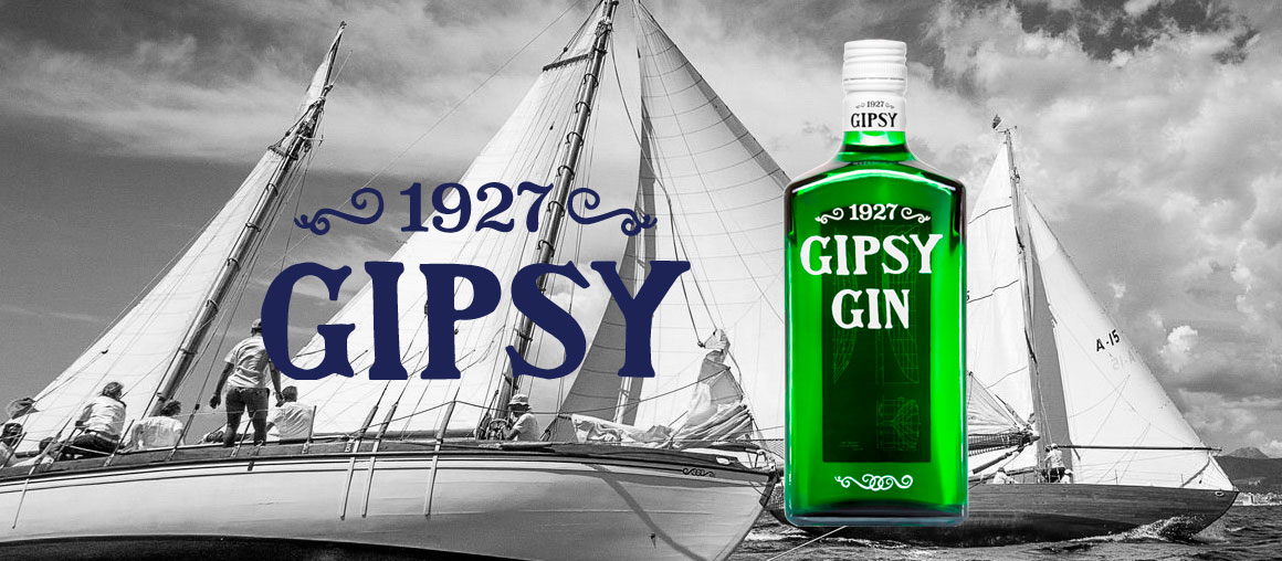 Gipsy 1927 un Gin con nombre de barco