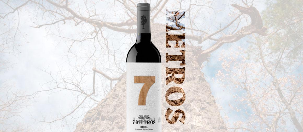 """Nuevo vino de Bodegas Lan """"7 Metros"""""""