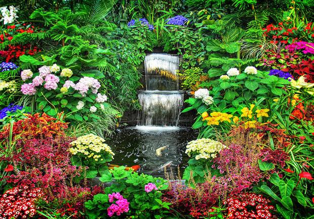 Butchart Gardens7