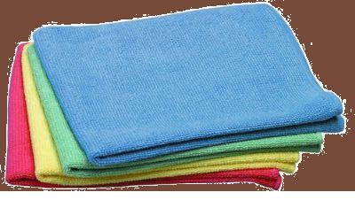 Textiles de limpieza  Complementos de limpieza