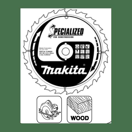 Disco sierras circulares Makita Specialized Construccion
