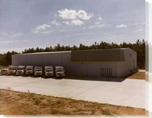 Warehouse in 1976