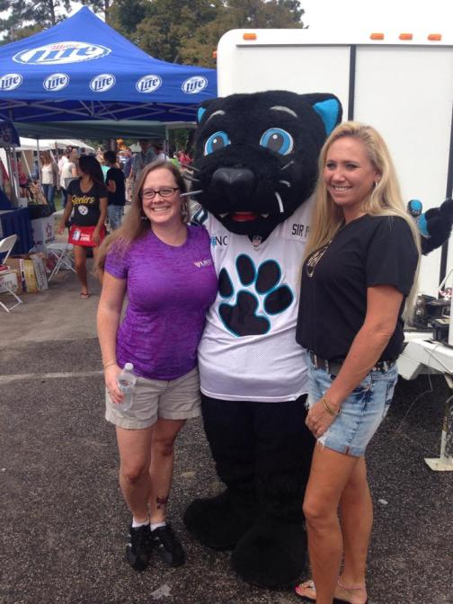 Special Guest Sir Purr!