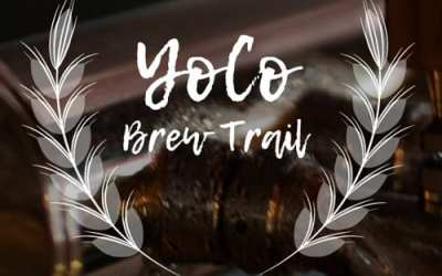 Comer Distributing is Proud to Sponsor the YoCo Brew Trail!