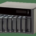 24736 4 - NAS QNAP TVS871T 8-BAY I5 4590 3.0GHZ 16GB