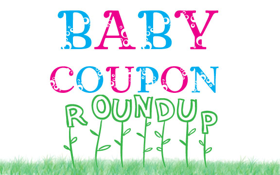 baby coupon roundup from comesaveaway.com