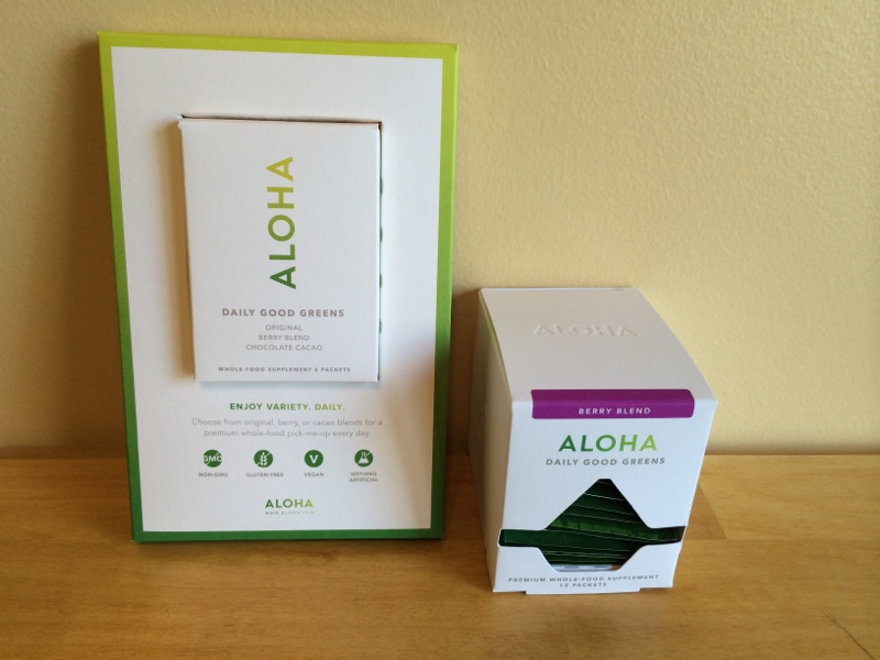 Aloha FREE Trial & Review! - I love this product, healthy, organic, non-gmo, gluten free, vegan, soy free. Great for people with food allergies . I honestly love this product - I mix it into my smoothies!
