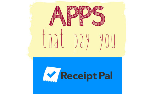 apps that pay you receipt pal