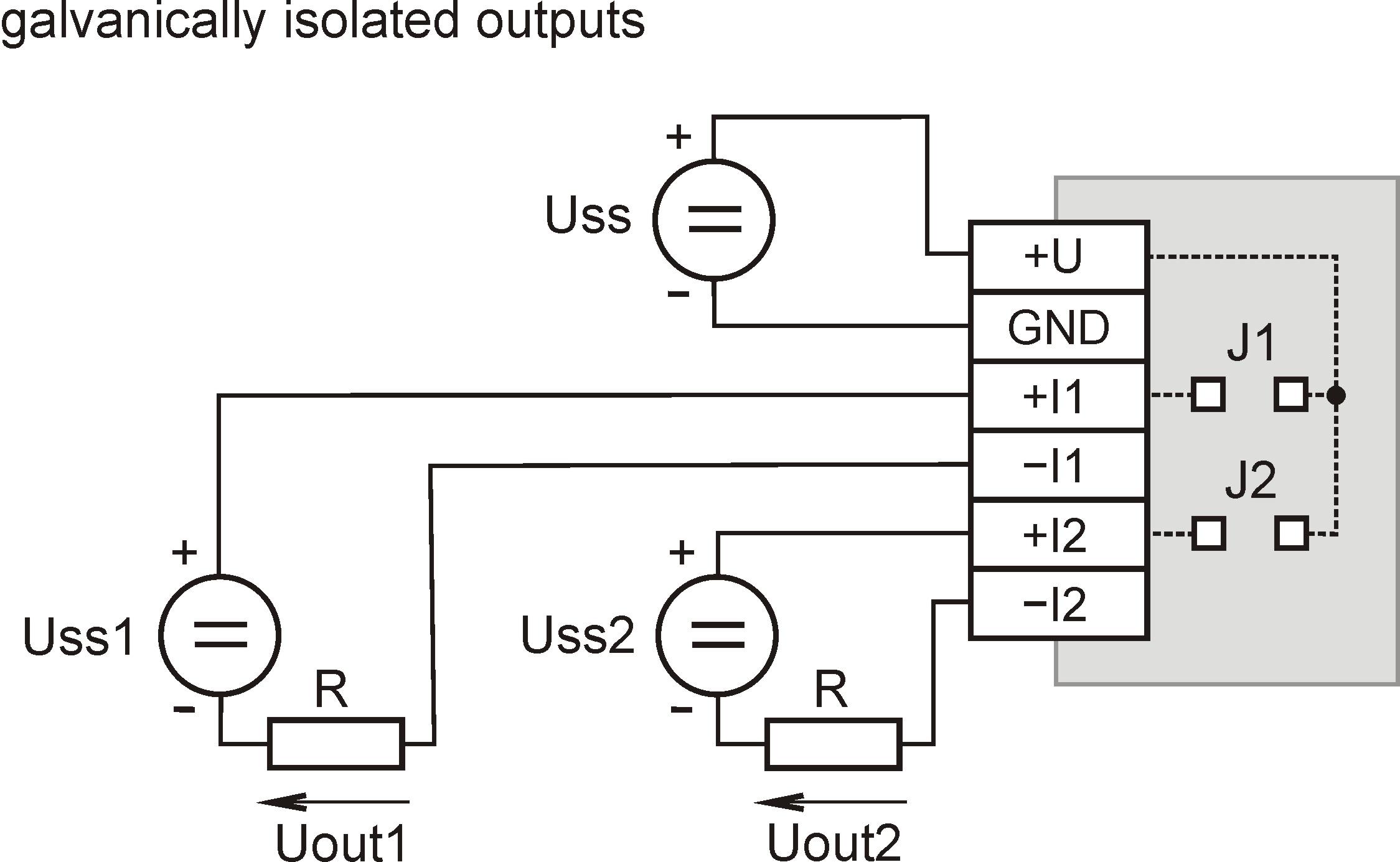 CO2 level transmitter, 4-20mA output, built-in sensor