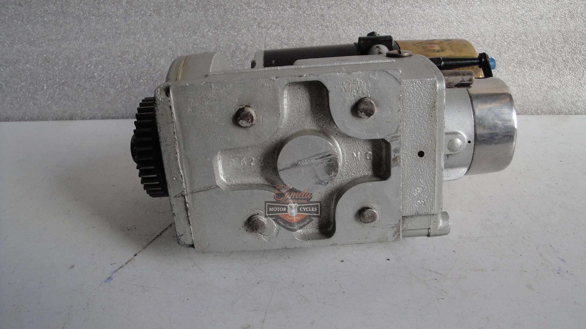 hight resolution of magneto dinamo magdyno lucas bsa m22 m23 m24 m20 m21 original