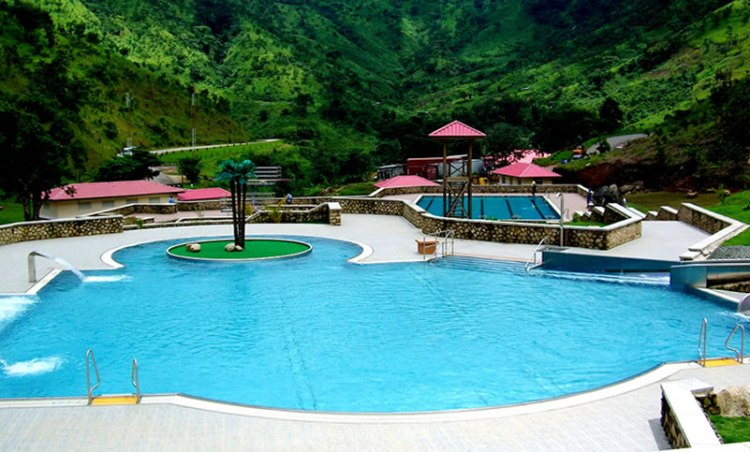 View of Obudu Mountain Resort