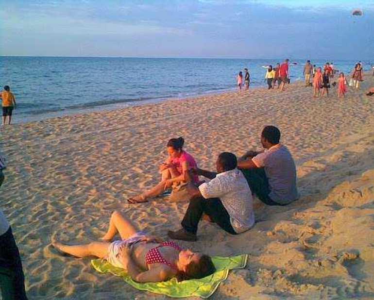 Image result for Port Harcourt Tourist Beach