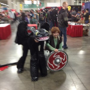 Top 5 Reason I love Salt Lake Comic Con