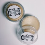 DIY-Butterbeer Lip Balm. It is so yummy!!!