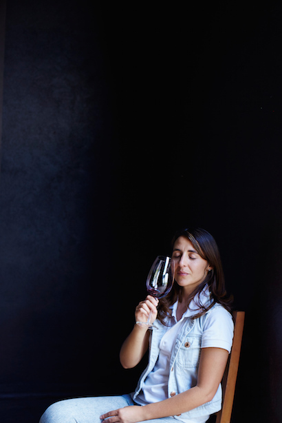 Mariana Onofri, wine director at the Vines Resort & Spa.