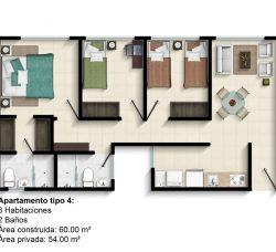 San Diego plano 4 760X769