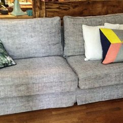 Ikea Ekeskog Sofa Dimensions Bed Loveseat Guide And Resource Page Slipcover In Nomad Grey