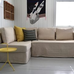 Ikea Manstad Sofa Bed Cover Dry Cleaning Cost Fagelbo Slipcovers From Comfort Works Are ...