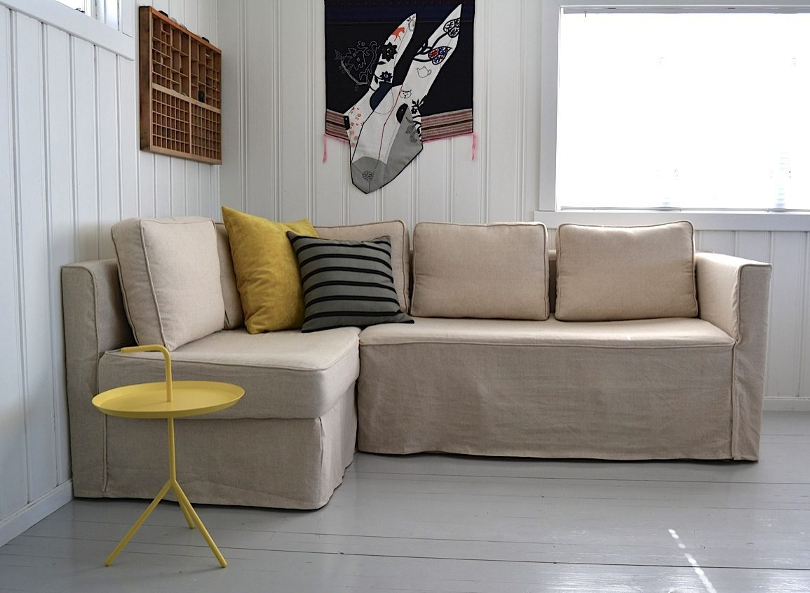 most comfortable ikea sofa bed pottery barn sale fagelbo slipcovers from comfort works is now