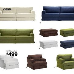 Ikea Hovas Sofa Bed Manufacturer Uk Vs Ekeskog : Differences? Can I Fit The ...