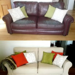 Sofa Covers For Leather Plaid Sleeper Custom Slipcovers And Couch Cover Any Online West Elm Slipcover