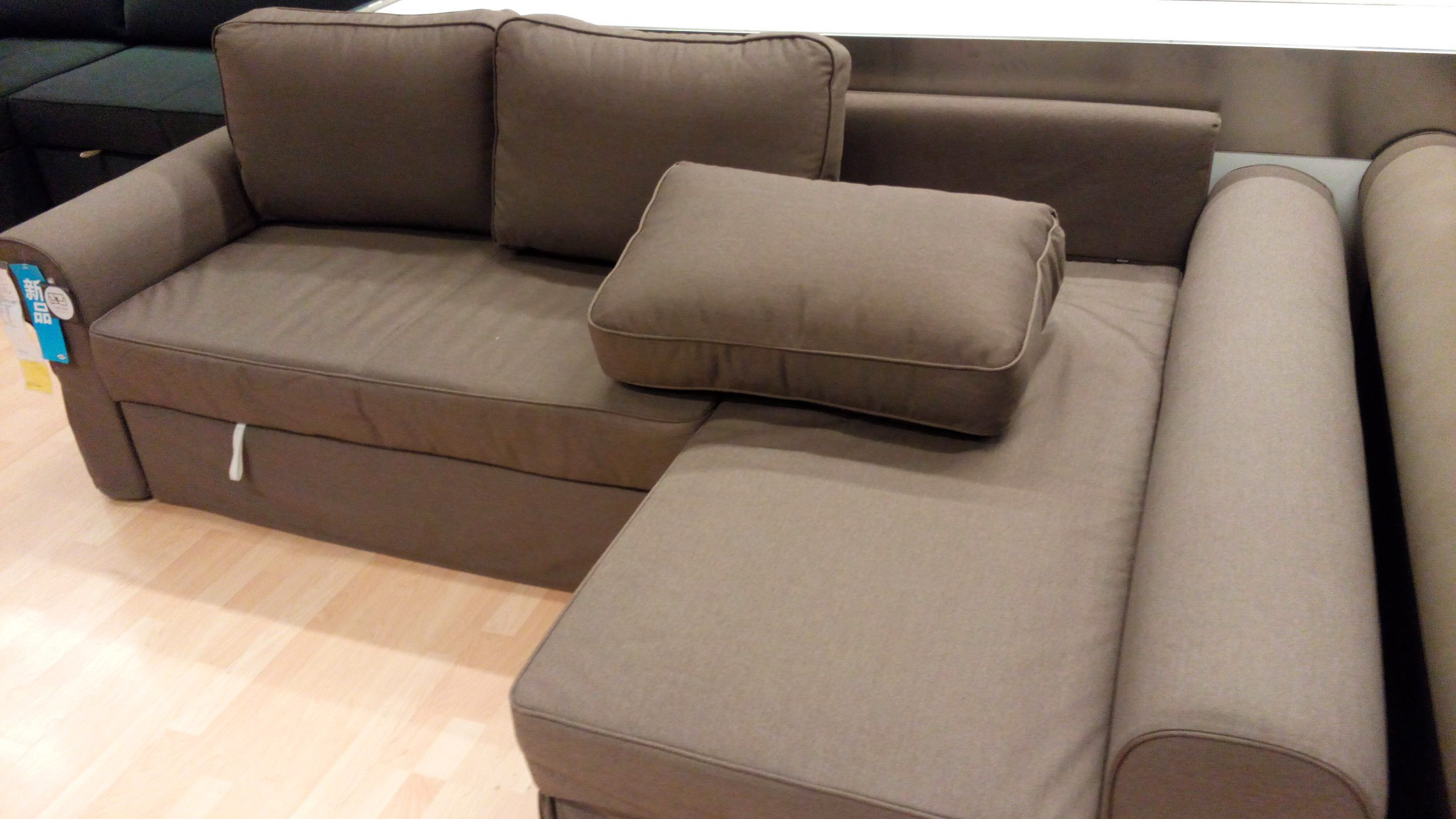 chaise sofa bed ikea modern minimalist vilasund and backabro review return of the clones with