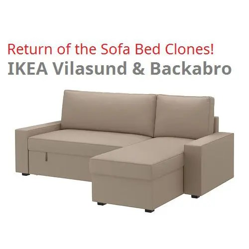 manstad sofa bed blue patterned sofas ikea vilasund and backabro review - return of the ...
