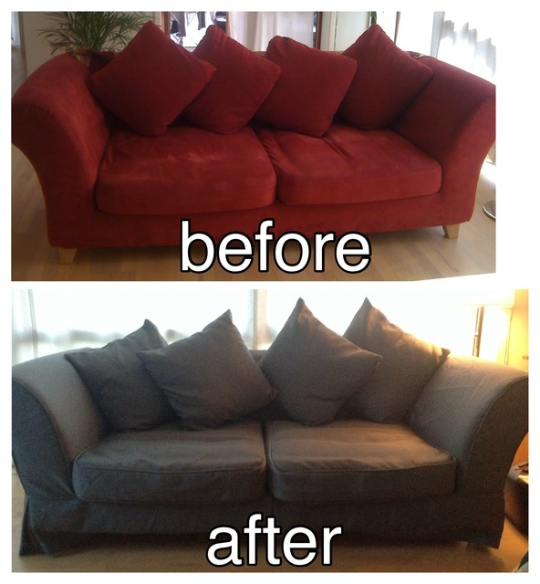 backamo 3 seater sofa slipcover coffee table to use with reclining backa vs differences can their covers be swapped 2 5 after in kino charcoal