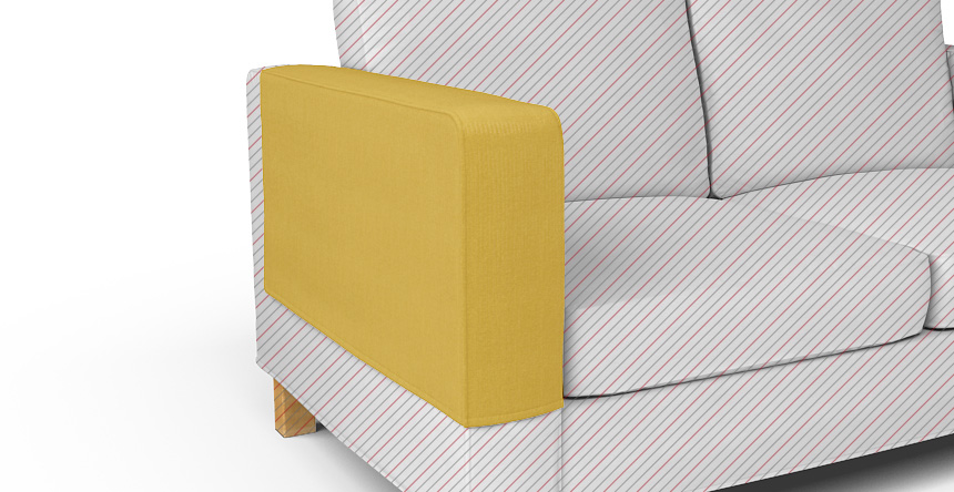 manstad sofa bed covers living room cushions new gear: ikea arm rest caps/protectors/covers from cw!