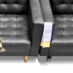 One Seater Sofa Chair Vine Fl Karlstad Discontinued; Welcome Landskrona? (sofa Review)