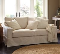 Square Arm Sofa Slipcover Sure Fit Slipcovers Arm Tips ...
