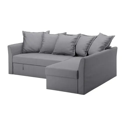 sofa bed reviews comfortable lounge fantastic furniture ikea holmsund sleeper review