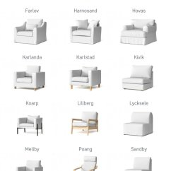 Old Ikea Chair Covers Target Office Replacement Sofa For Discontinued Couch Models And Armchair
