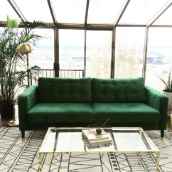 Emerald Green Sofa Covers Stanton Customer Reviews How To Diy Simple Upholstery Without Sewing With Slipcovers