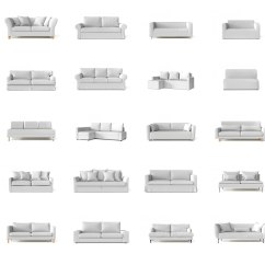Different Types Of Sofas How To Fix A Broken Sofa Bed Frame 21 And Slipcoverability What S Mine