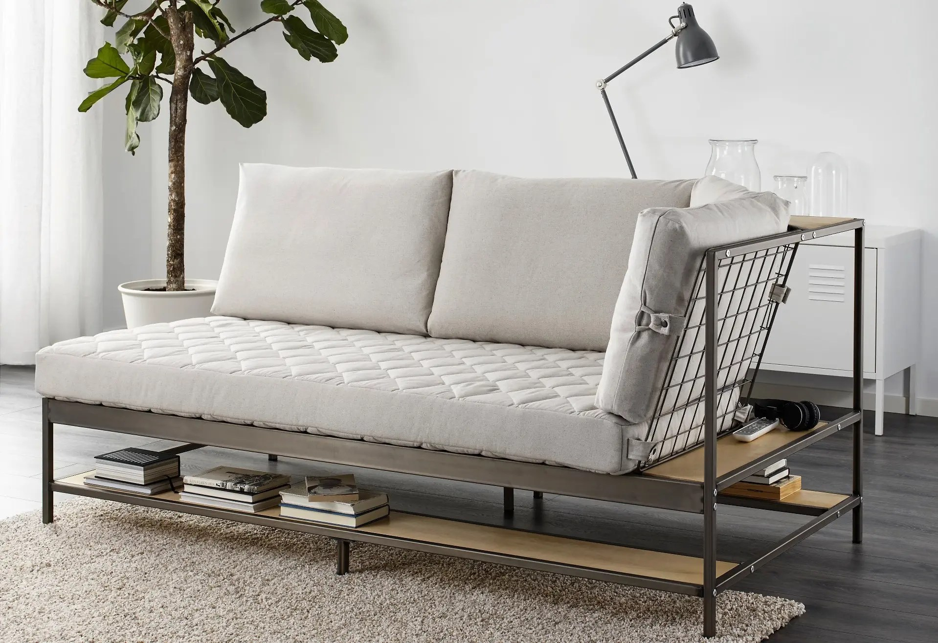industrial style sofa best furniture leather top 5 bloggers with awesome ikea living spaces