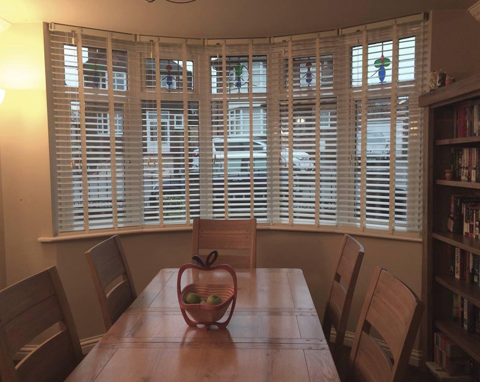 Bay Window Blinds UK