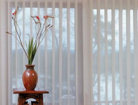 sheer vertical blinds 2017  Grasscloth Wallpaper