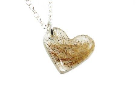 heart memorial jewelry