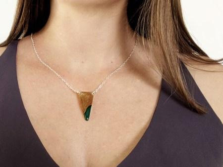 pet cremation necklace