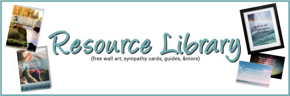 grief support library