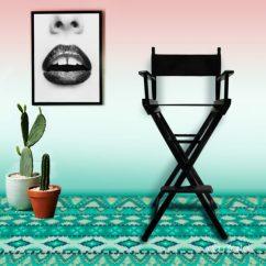Portable Makeup Chair Nz Disney Cars Table And Set Canada Ii - Aluminium Comfortel