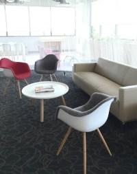 Gum  Half Fabric + Tower Armchair | Comfort Design - The ...