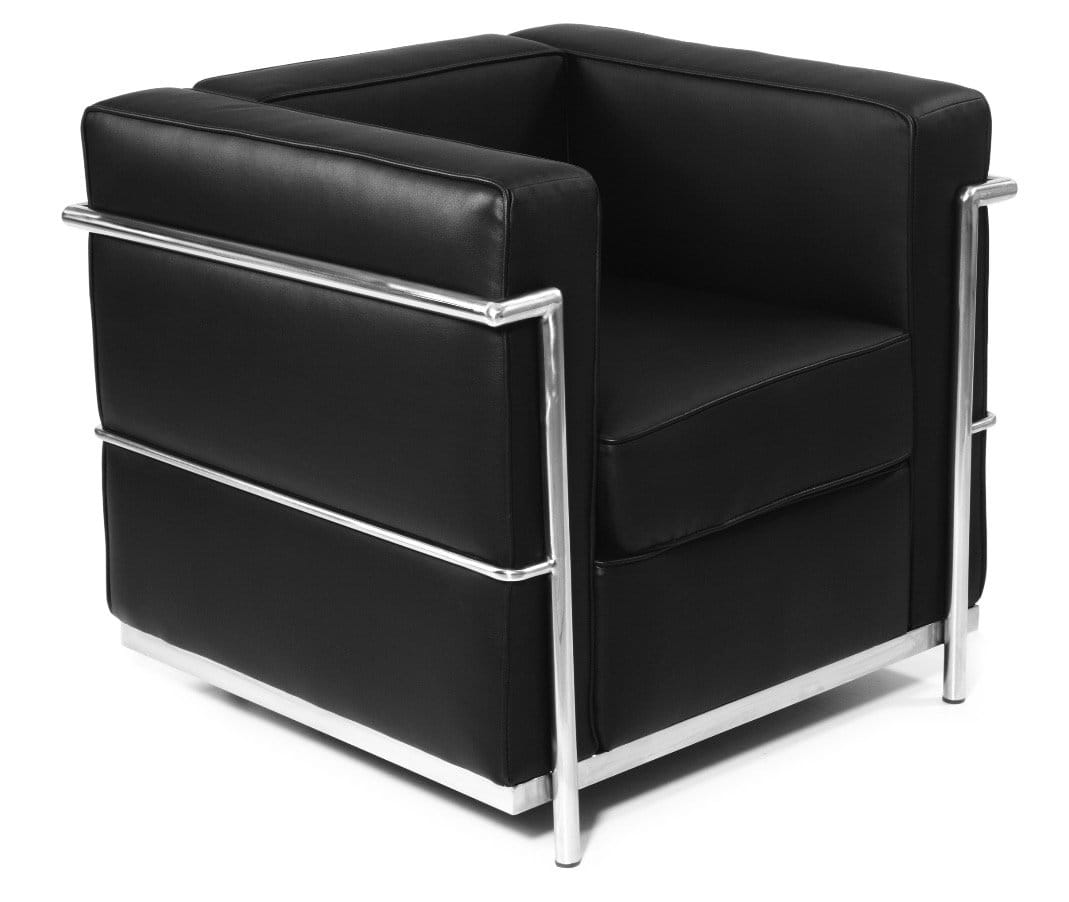 le corbusier sofa replica chesterfield pull out 1seater comfort design