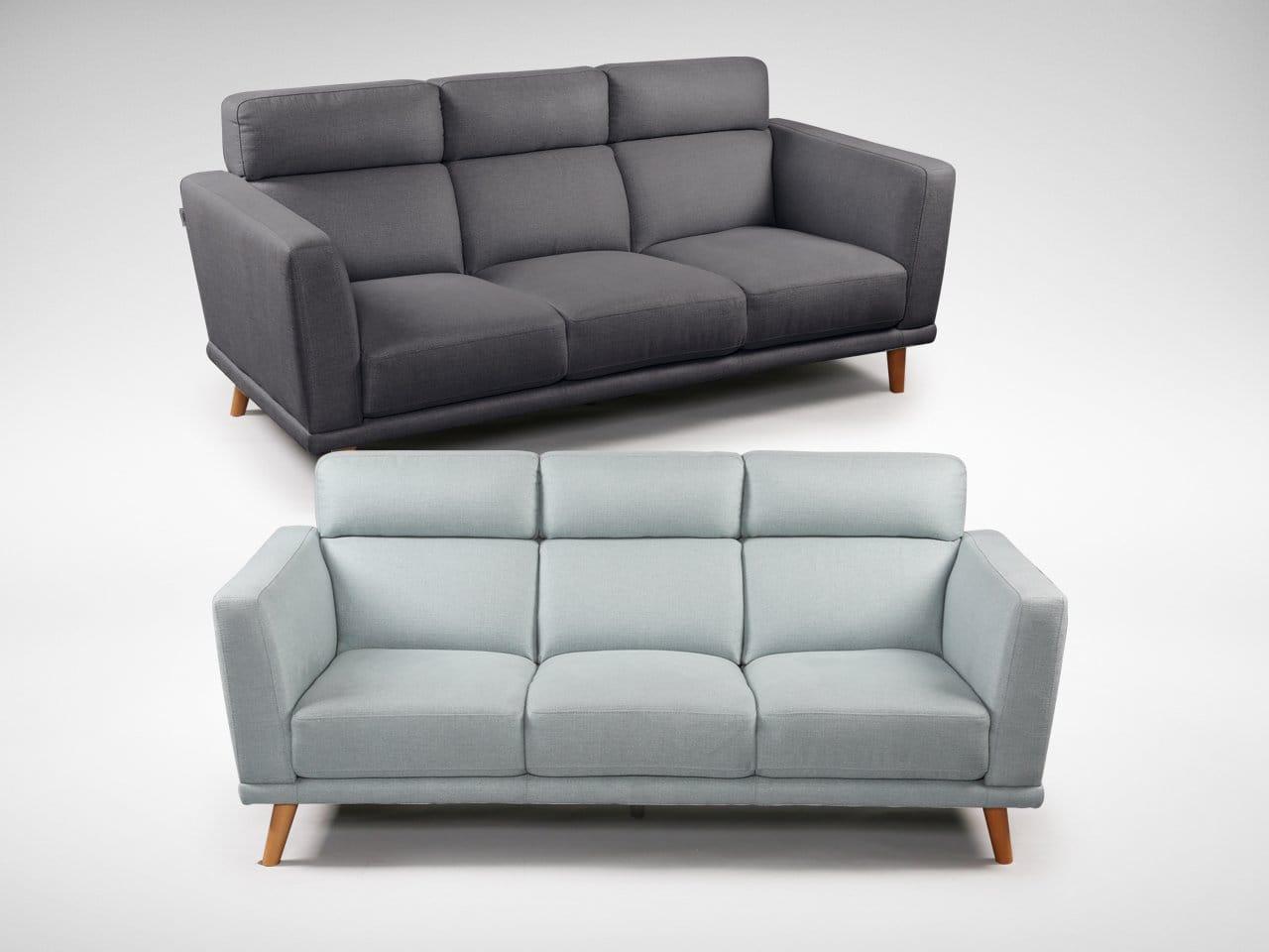 2 seater sofa singapore vinyl arm covers fabric brokeasshome