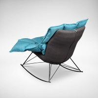 Ginger Rocking Lounge Chair | Comfort Design - The Chair ...