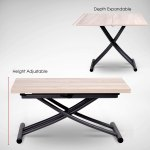 Dex Coffee Table Dining Table D450 900 Extendable Comfort Design Furniture
