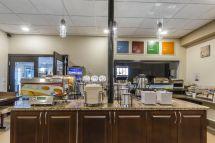 Medicine Hat Hotel With Free Hot Breakfast Comfort Inn